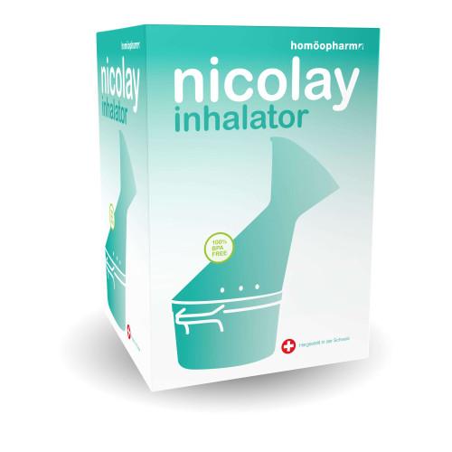 NICOLAY Inhalator Plastik 54110