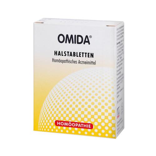 OMIDA Halstabletten 80 Stk