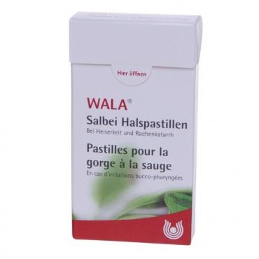 WALA Salbei Halspastillen Box 45 g