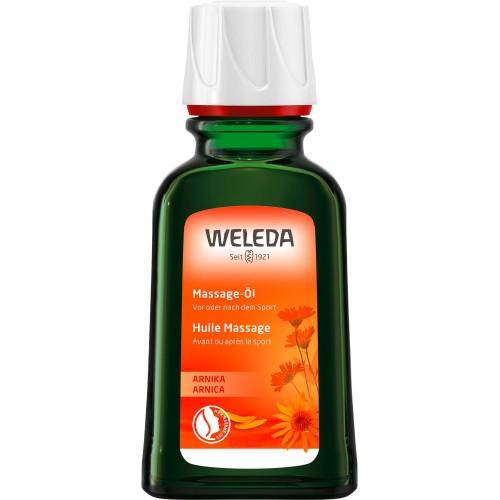 WELEDA ARNIKA Massage-Öl Fl 50 ml