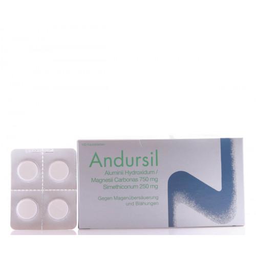 ANDURSIL Kautabl 100 Stk