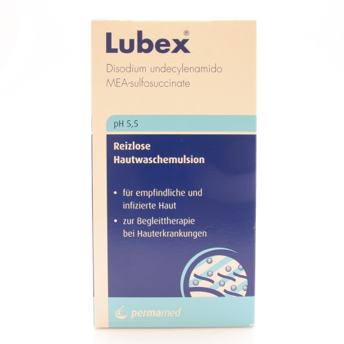 LUBEX Hautwaschemulsion pH 5.5 Disp 500 ml