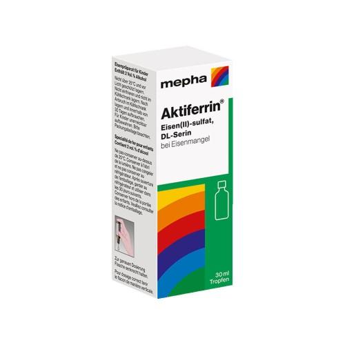 AKTIFERRIN Tropfen 30 ml
