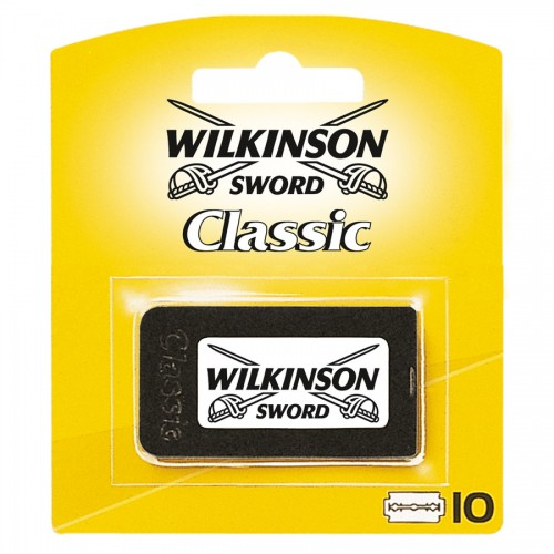 WILKINSON Classic Klingen 10 Stk