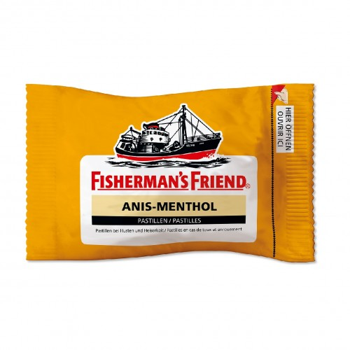 FISHERMAN'S FRIEND Anis-Menthol Btl 25 g