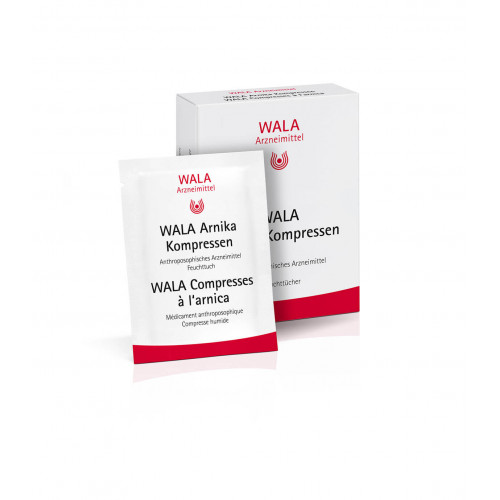 WALA Arnika Kompressen 5 Stk