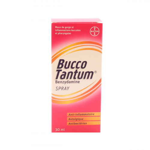 BUCCO TANTUM Spray Fl 30 ml
