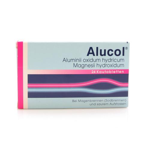 ALUCOL Kautabl 24 Stk