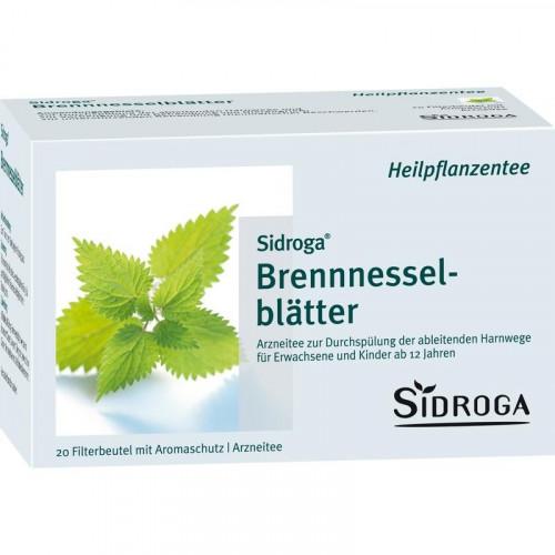 SIDROGA Brennnesselblätter 20 Btl 1.5 g