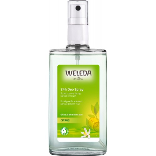 WELEDA CITRUS 24h Deo Spray 100 ml