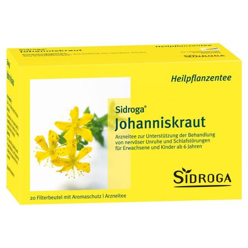 SIDROGA Johanniskraut 20 Btl 1.75 g