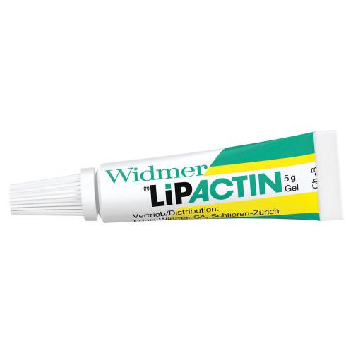 LIPACTIN Gel Widmer Tb 5 g