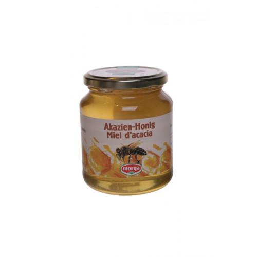 MORGA Akazien Honig Ausland Glas 500 g
