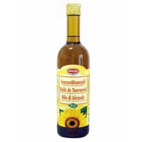 MORGA BIO Sonnenblumenöl kaltgepresst 5 dl