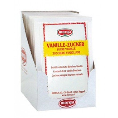 MORGA Vanillezucker Bourbon 20 g