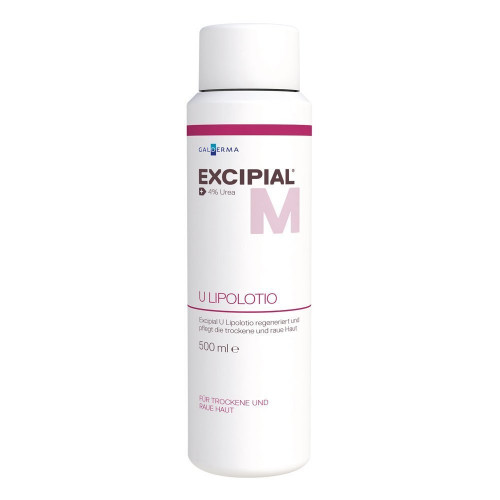 EXCIPIAL U Lipolotio Fl 500 ml
