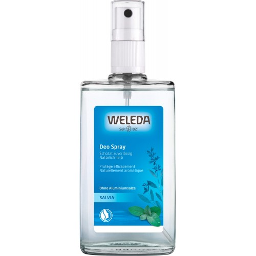 WELEDA SALVIA Deo Spray 100 ml