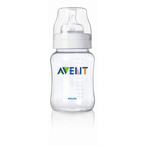 AVENT PHILIPS Klassik-Flasche 260ml
