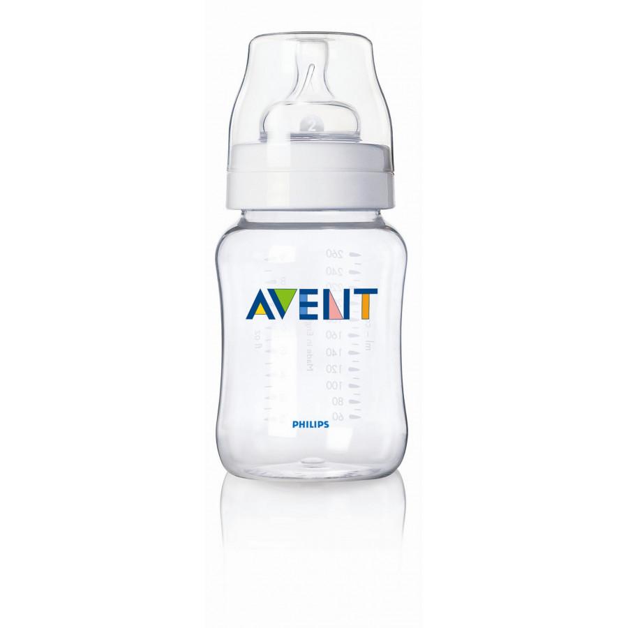 Hier sehen Sie den Artikel AVENT PHILIPS Klassik-Flasche 260ml aus der Kategorie Schoppenflaschen und Zubehör. Dieser Artikel ist erhältlich bei apothekedrogerie.ch