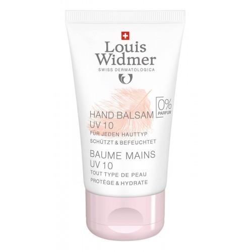WIDMER Baume Mains UV 10 Unparf 50 ml