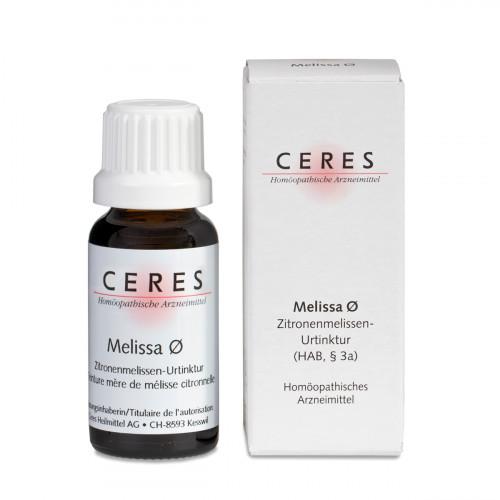 CERES Melissa officinalis Urtinkt Fl 20 ml
