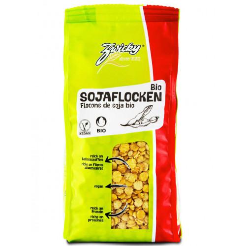 ZWICKY Bio Sojaflocken 400 g