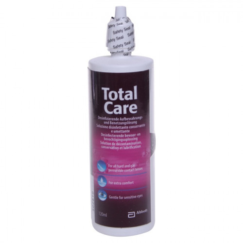 TOTALCARE Aufbewahrungs Lösung 120 ml