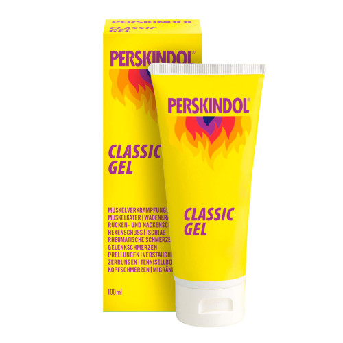 PERSKINDOL Classic Gel Tb 100 ml