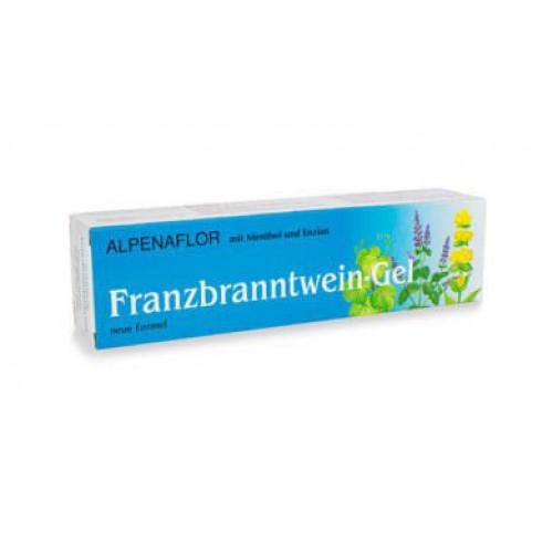 ALPENAFLOR Franzbranntwein Gel Tb 110 g