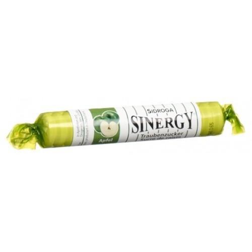 SINERGY Traubenzucker Apfel Rolle 40 g