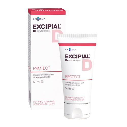 EXCIPIAL Protect Creme ohne Parfum Tb 50 ml