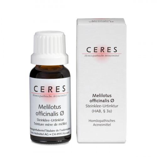 CERES Melilotus Urtinkt Fl 20 ml