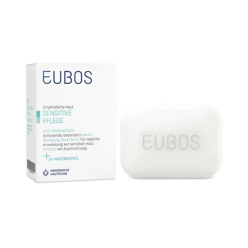 EUBOS Sensitive Seife fest 125 g