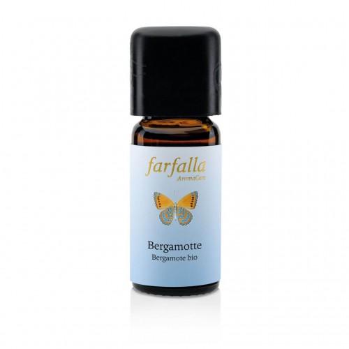 FARFALLA Bergamotte Äth/Öl Bio Fl 10 ml