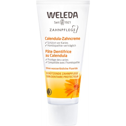 WELEDA Calendula-Zahncreme Tb 75 ml