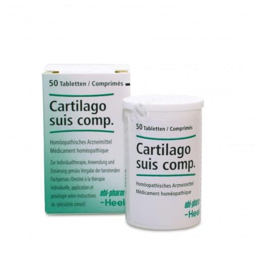 CARTILAGO SUIS COMP Heel Tabl 50 Stk
