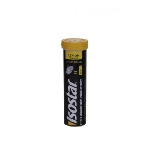 ISOSTAR Power Tabs Brausetabl Citron 10 Stk
