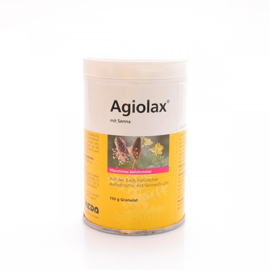 Hier sehen Sie den Artikel AGIOLAX mit Senna Gran (D) Ds 150 g aus der Kategorie Medikamente der Liste D. Dieser Artikel ist erhältlich bei apothekedrogerie.ch