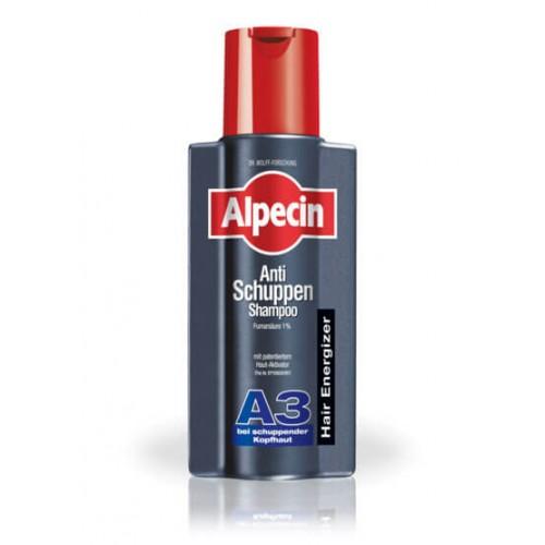 ALPECIN Hair Energizer aktiv Shamp A3 Schup 250 ml