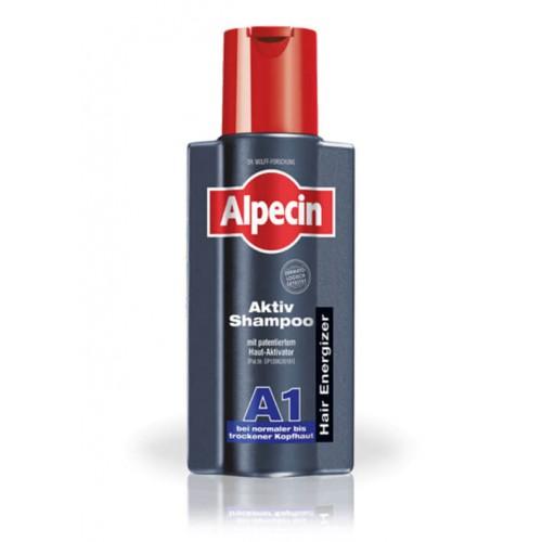 ALPECIN Hair Energizer aktiv Shamp A1 norm 250 ml