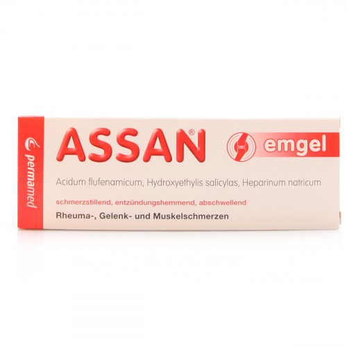 ASSAN Emgel Tb 100 g