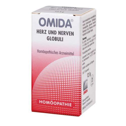 OMIDA Herz Nerven Glob 12.5 g