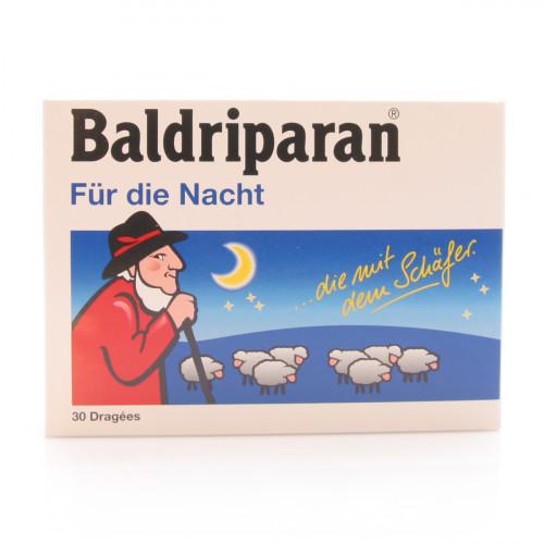BALDRIPARAN für die Nacht Drag 30 Stk