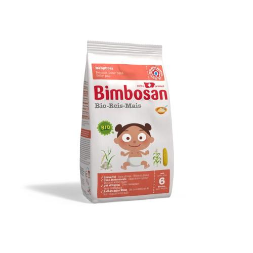 BIMBOSAN Bio-Reis-Mais refill 400 g