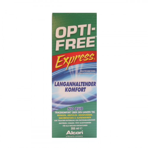 OPTI FREE EXPRESS No Rub Lös 355 ml