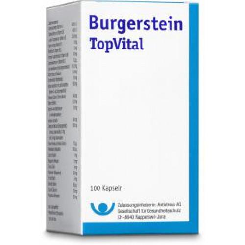 BURGERSTEIN TopVital Kaps 100 Stk