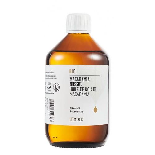 PHYTOMED Macadamianussöl Bio 1000 ml