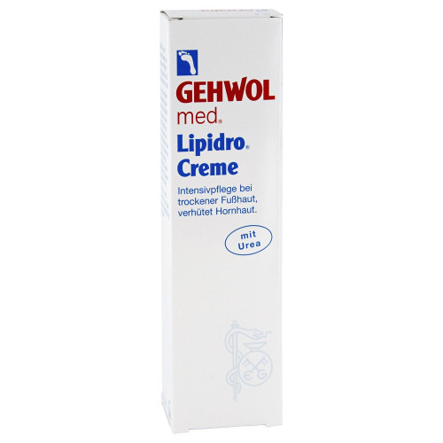 GEHWOL med Lipidro-Creme 10% Urea 125 ml