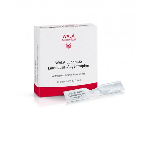 WALA Euphrasia Gtt Opht 15 Monodos 0.5 ml