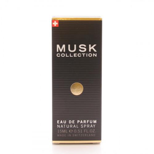 MUSK COLLECTION Perfume Nat Spray Fl 15 ml
